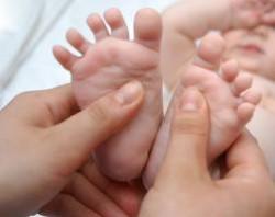 Нужен ли массаж ребенку